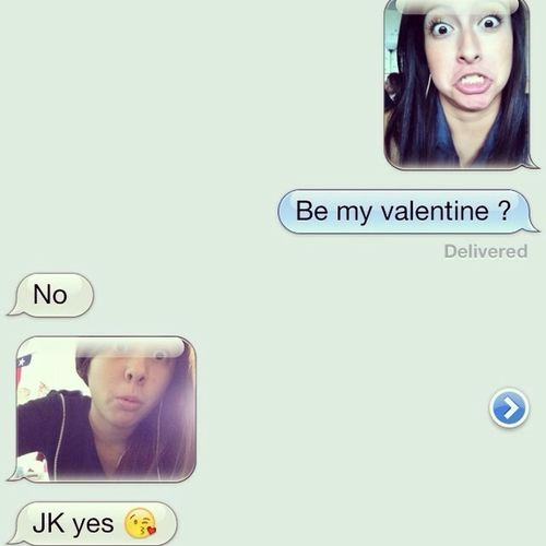 She Said Yes You Guise.