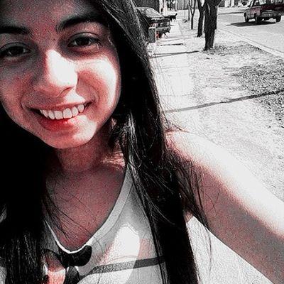 """""""Por ti sonrio"""" ♥✌"""