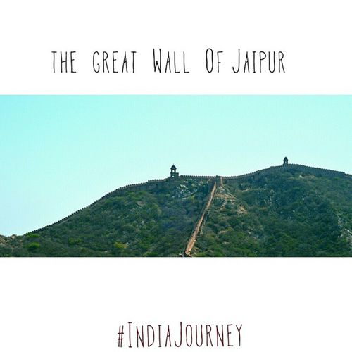 TheGreatwallofjaipur IndiaJourney Indiapictures Indiaphotos India Incredibleindia Incrediblejaipur Rajasthan