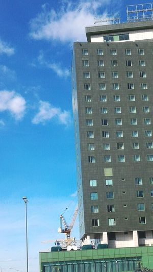 Architecture Built Structure Sky Building Exterior Day Tower Cloud - Sky No People City Outdoors Archival Travel Destinations Business Finance And Industry Skyscraper Social Issues My 2017 Taking Photos Interesting Hello World City