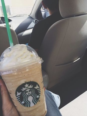 When Niggas Come Through Starbucks Ora