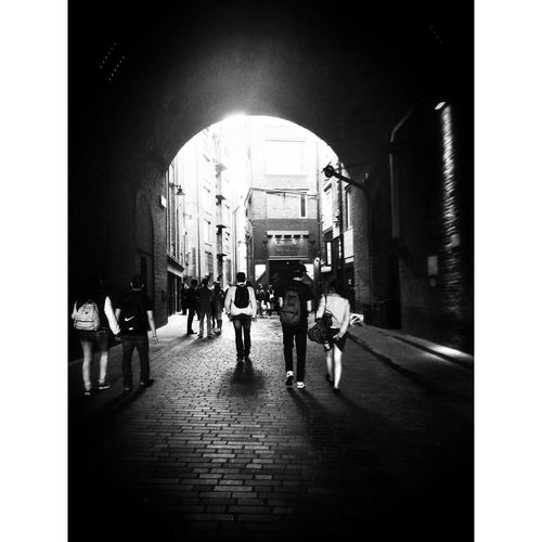 Postcode Postcards London Streets London Walking Real People Architecture Pedestrian City Fine Art Photography EyeEm Best Shots Blackandwhite