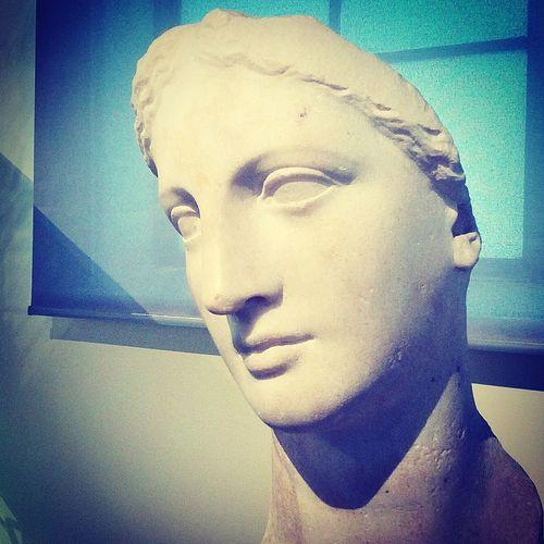 Antic Art SculptureSculpture Museum Moscow Beaty Ideal Face