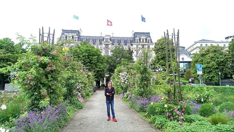 Jalan2 Vuissens Switzerland 14/6/2016 Sebenernya Ga Suka Bunga