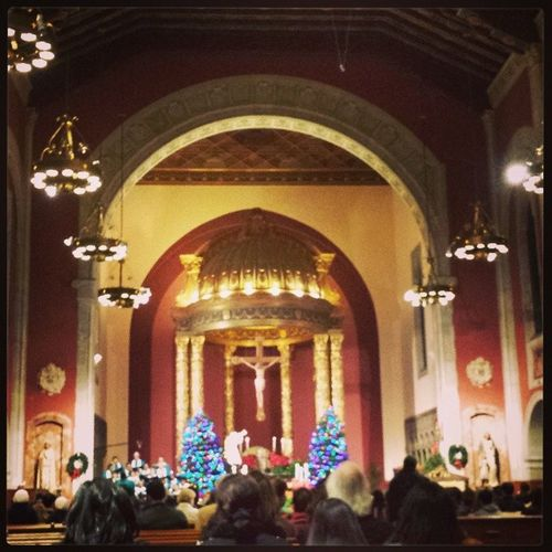 Midnightmas Christmasinsf Instadaily I♥sf SF Chokeoutcancer2013 Chokeouttv MerryChristmas