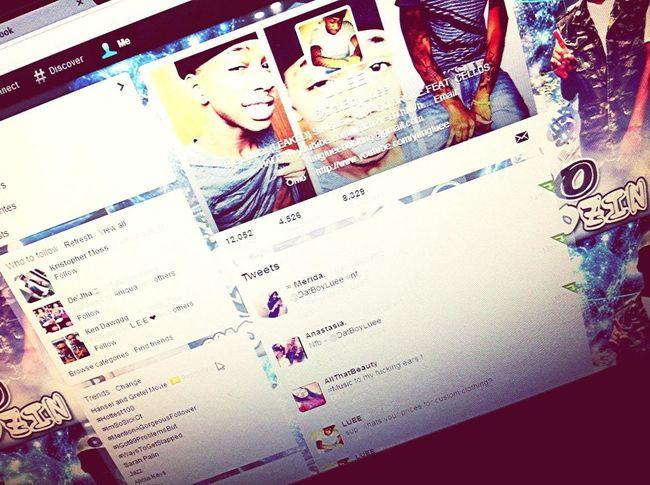 Follow me on twitter @DatboyLuee