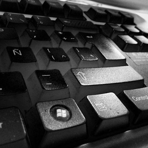 Godinezlifestyle Work Working Blackandwhite Black And White Black White Like Keyboard Keys