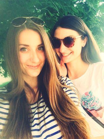 Relaxing Beautiful Enjoying Life Happy People Having Fun Sun Summer Sisters Love Enjoying The Sun