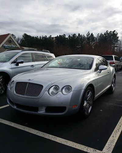 The perfect grocery getter! Bentley Continental Eastcoastexotics Chapelhill Raleigh Durham Exotic Foreign Luxury Amazingcars247 Carswithoutlimits Carsofinstagram Blacklist Carlifestyle Carinstagram Motörhead Itswhitenoise