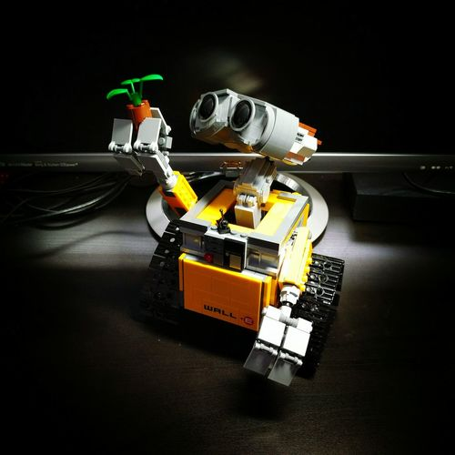 Check This Out Relaxing LEGO Lego Time! Legophotography Wall E