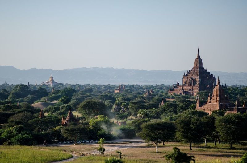 Bagan - everyday live EyeEm Best Shots Popular Photos Myanmar Streetphotography Landscape_Collection My Best Photo 2014 Picnoedit Captured Moment Everyday Lives Temple