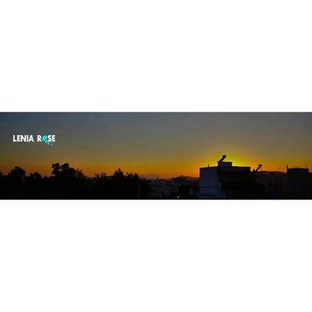 Photo: Lenia_rose 👍 Sky Sunset 😃💝