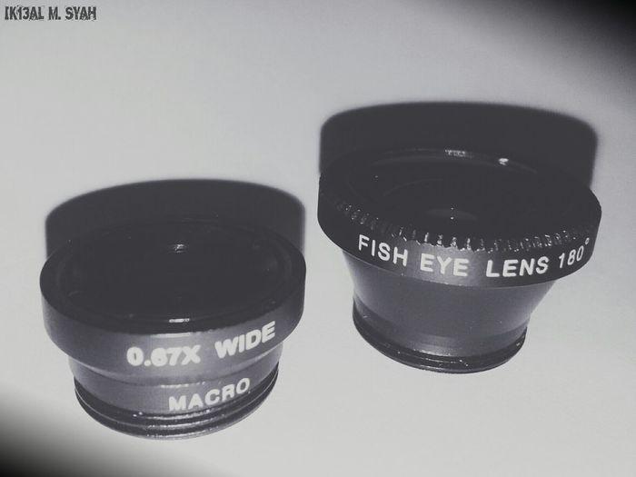 Macro Wide Fisheye Lens