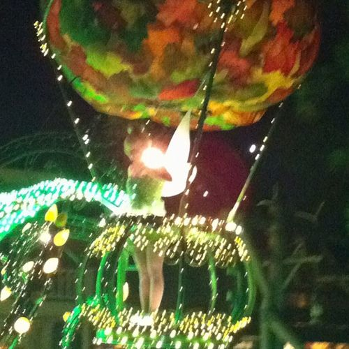 Magickingdom Parade Tink