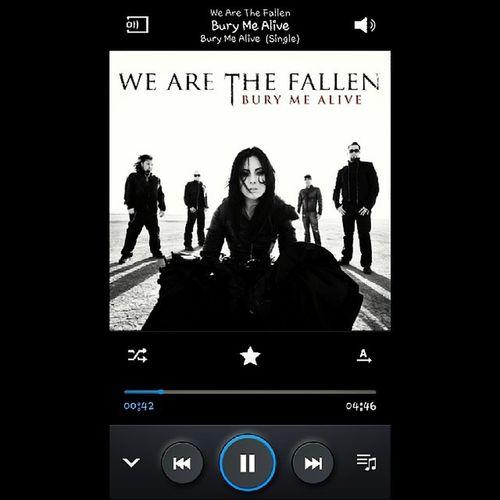 @Wearethefallen Burymealive Music  love Gotico rock ♡?
