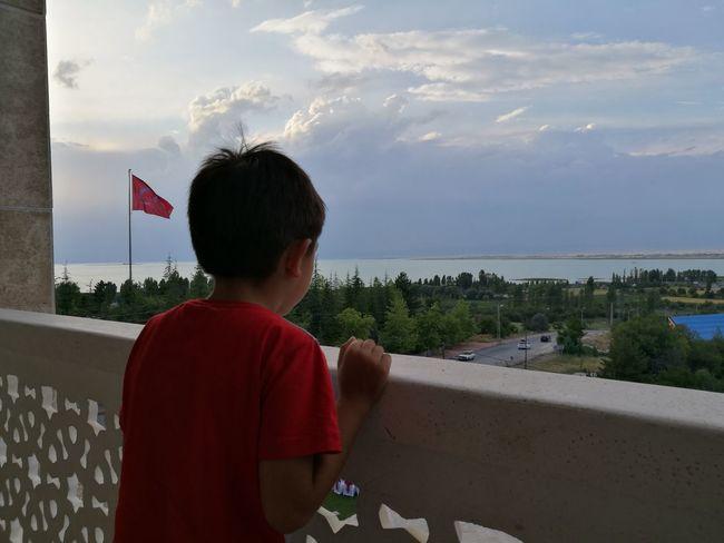 Turkey Türkiye Konya Beysehir Lake Göl Son Anatolia Summer Holiday