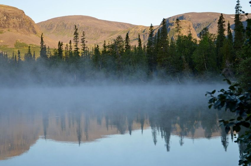 Tundra Of Lovozero. Kola Peninsula. Russia Beauty In Nature Day Lake Landscape Mountain Mountain Range Nature No People Outdoors Reflection Scenics Sky Tranquil Scene Tranquility Tree Water Breathing Space The Week On EyeEm EyeEmNewHere Lost In The Landscape Be. Ready.