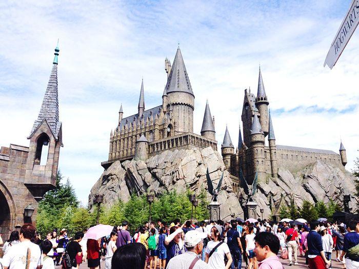 USJ USJ In Osaka OSAKA Osaka,Japan Harrypotter Hogwarts