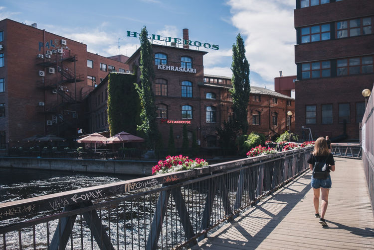 Baltic City Cityscape Finland Nature Nature Photography Bricks Building Building Exterior Europe North Outdoor Road Trip