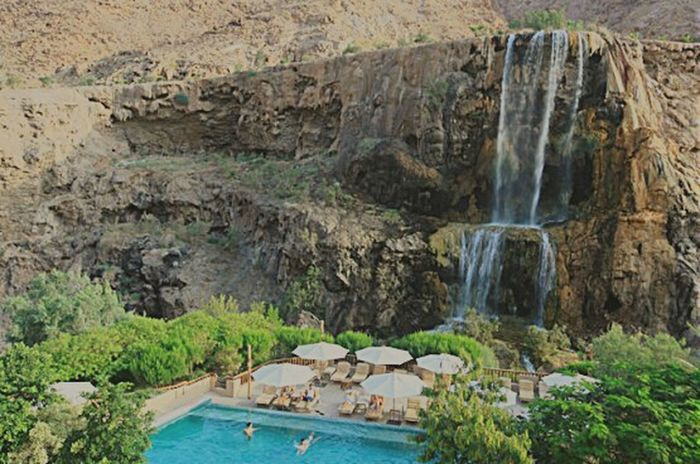 Good Morning World! Holiday And Relaxing Enjoying Life <3 check it out Six Senses Evason Ma'In Hot Spring.Jordan Taking Photo Nice Picture 😉👌