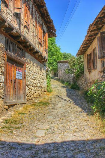 Safranbolu Yörük Köyü Turkey