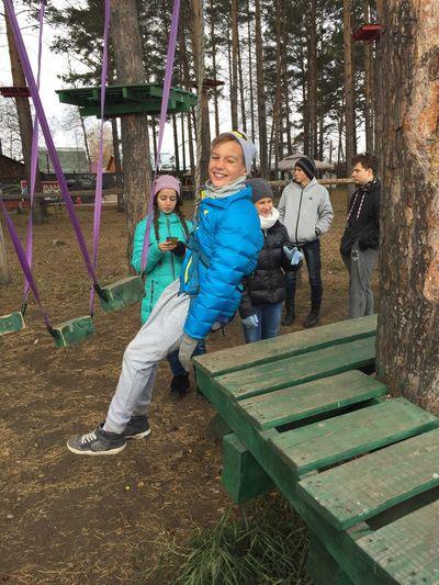 Поездка поездка с классом канатнаядорога Boys Day October Russia One Love