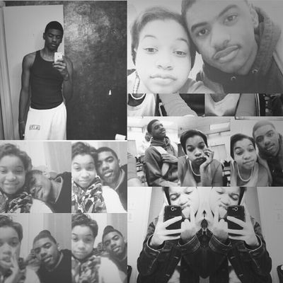 me & his 5 months ♡