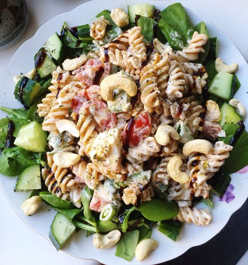 Pasta Salad Lunch Lunch Today Salad