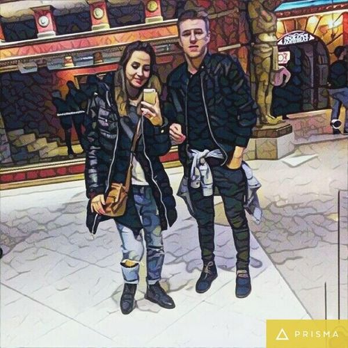Окультуриваемся😂😋🙌☝🐰🏯⛲🔥 Two People Moscow Москва Moscow City Russia Perfect Day премьера Sweet Happiness Newlife💛 Prisma Weekend Withmyboyfriend First Eyeem Photo Luxary Still Life