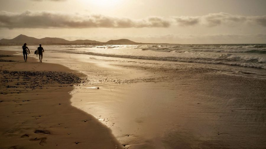 Sonyalpha Lanzarote Island Paisajes Water Reflections Relaxing Atardecer La Famara