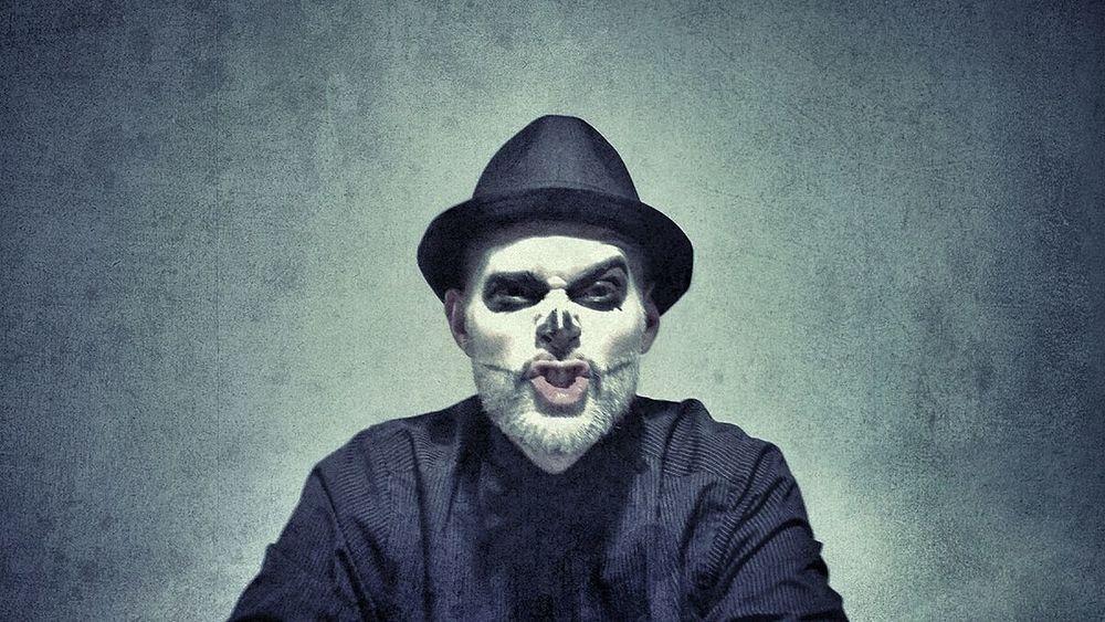 Self portrait Halloween Skull Desaturation First Eyeem Photo