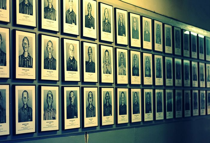 Gas Chamber Gas Death Poland Concentration Camp Aushwitz Aushwitz-Birkenau Prisoner Of War Prisoners Museum No People Victim World War World War 2 Victim