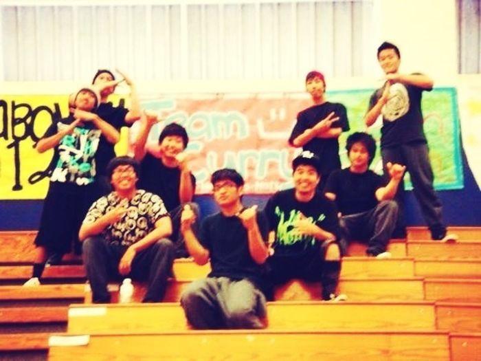 My Bradas Past Crew