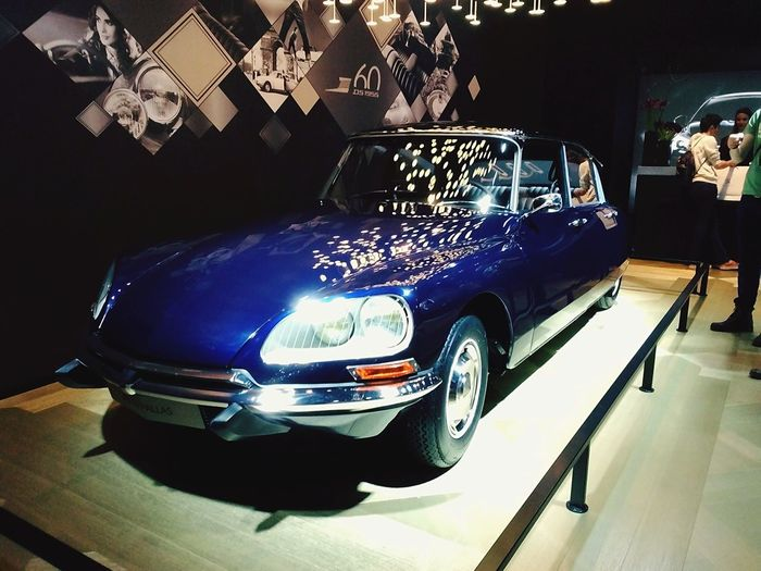 Ds Old Elegance At Its Best! French Touch GenevaInternationalMotorShow2015 GIMS2015 Swiss