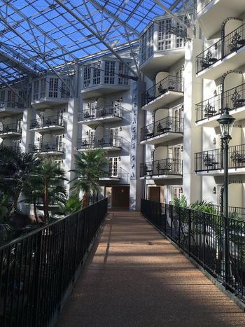 Architectural Feature Building Built Structure Footpath Gaylord  Gaylord Opryland Resort Indoors  Tennessee Travel Destinations Walkway
