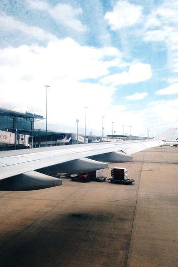 Homebound. x Hello World From An Airplane Window Homebound