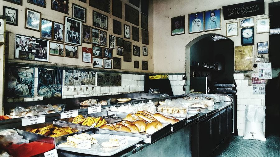 Old bakery. Food Food Photography Bakery Malaysia Bread Pastry Picture Photo Frame Photo Wall Classic Salahuddin Bakery Johor Bahru Visual Feast Neighborhood Map The Street Photographer - 2017 EyeEm Awards EyeEmNewHere