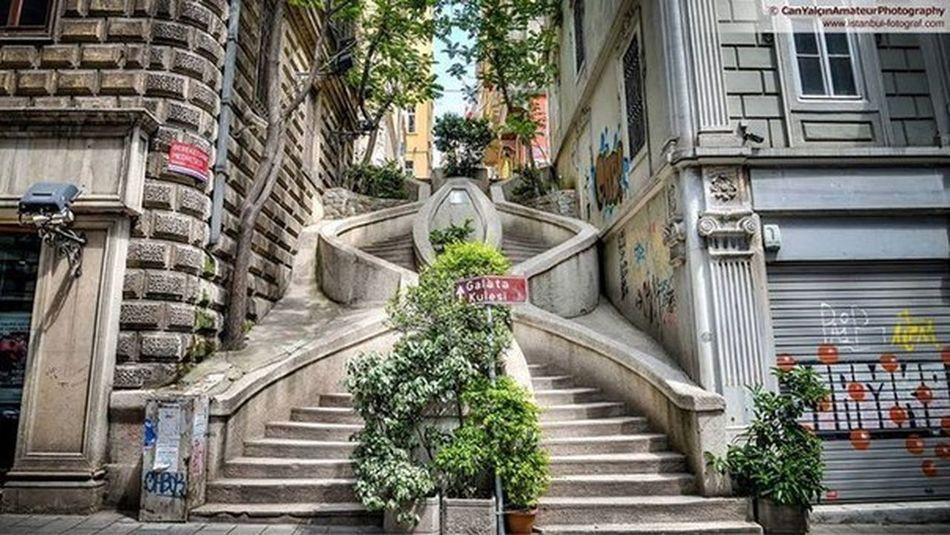 Galata Istanbul Turkey Istanbul - Bosphorus Istanbul #turkiye