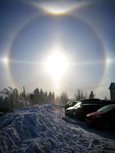 Lord of the rings Cold Temperature Winter Snow Sunring Circle