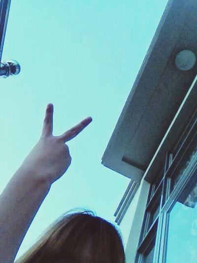 其实我手指很长的 S K Y First Eyeem Photo
