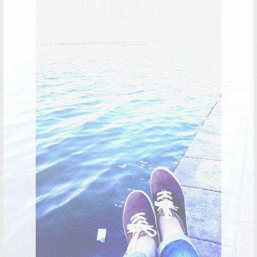 Şimdi diyorum. Şimdi. Bir deniz Denizde vapur Gökyüzünde martı Semaverde çay olmalı. Birde çaya yaren. Cemal Süreya