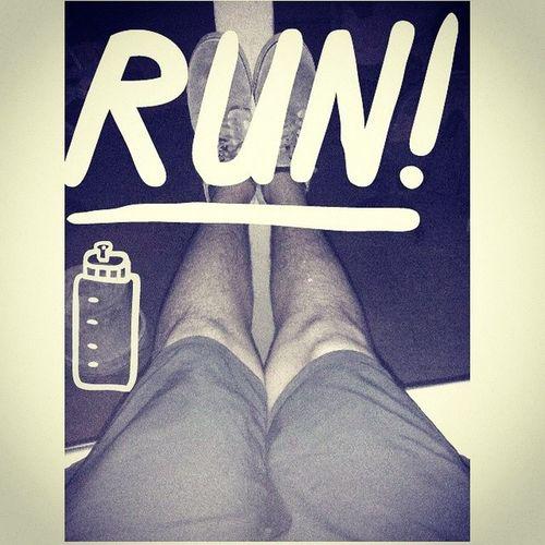 Llegando de correr UABC