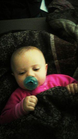 shaniya Alexander 10 months old First Eyeem Photo