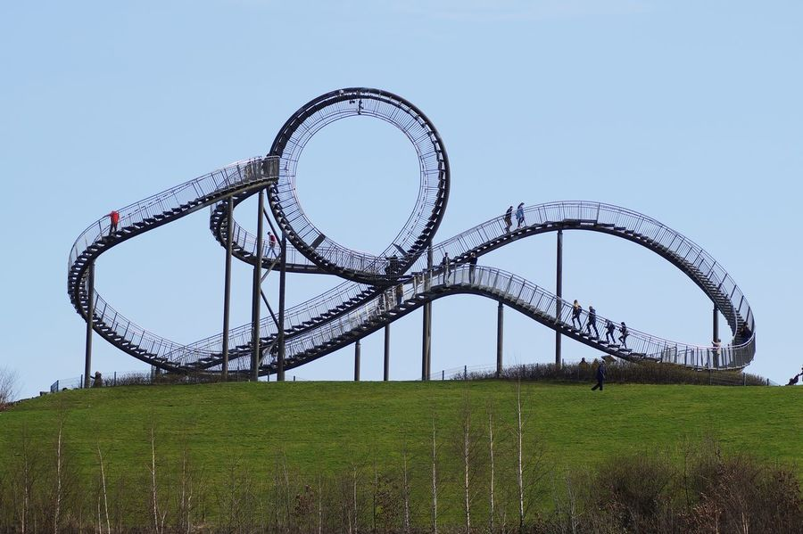 Duisburg Duisburg | Germany Tiger And Turtle Tiger And Turtle – Magic Mountain