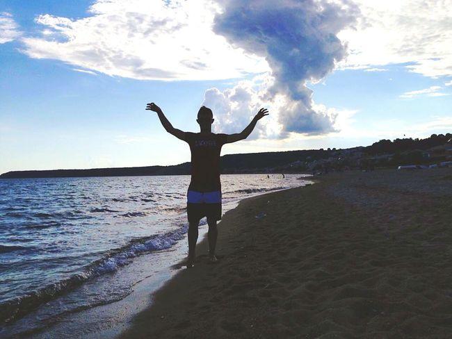 Mavinintonları Blue Sea And Sky Kartal Blackeagle