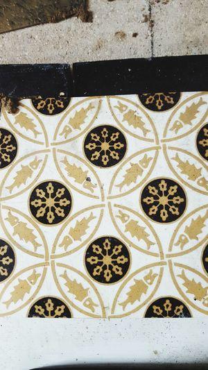 Minton Tile Old