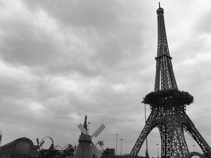 Eiffel in DXB 🇦🇪