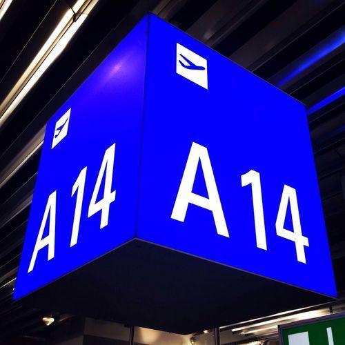 Seokomm Anreise Airport Boarding Lufthansa