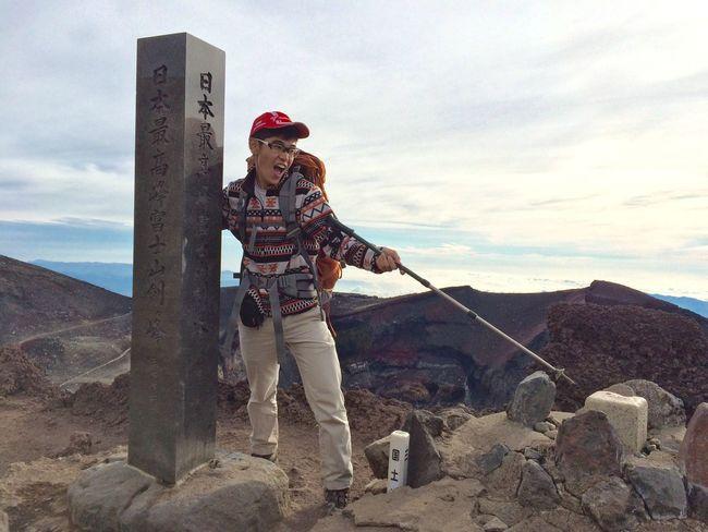 Mtfuji 富士山 山頂 剣ヶ峰