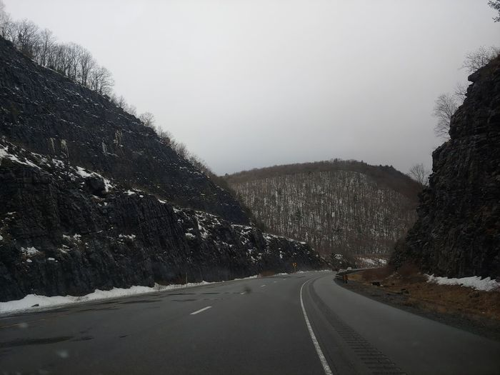 mountains Empty